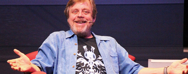 Mark Hamill Delights Fans At Walt Disney World With Tales Of Luke