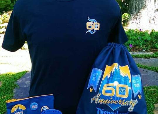 Disneyland To Celebrate 60th Birthday With Special Merchandise Collection
