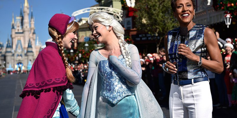 annual disney christmas special on abc to film at walt disney world in november disneyland in december
