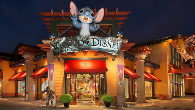 Take a look at the new World of Disney store expansion at Disney Springs, Walt Disney World