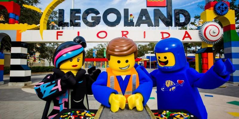 "LEGOLAND Florida premieres ""Lego Movie 4D A New Adventure"" at grand ..."
