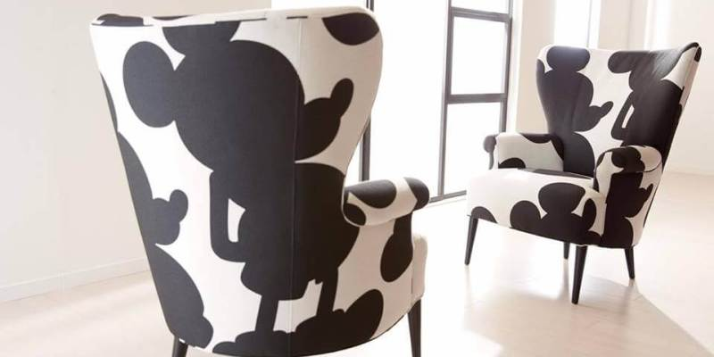 ethan allen launches disney furniture collection | inside the magic
