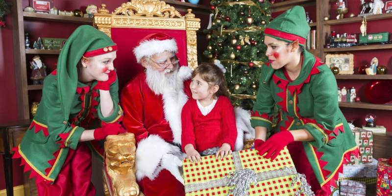 busch gardens announces dates and details for this years christmas town event