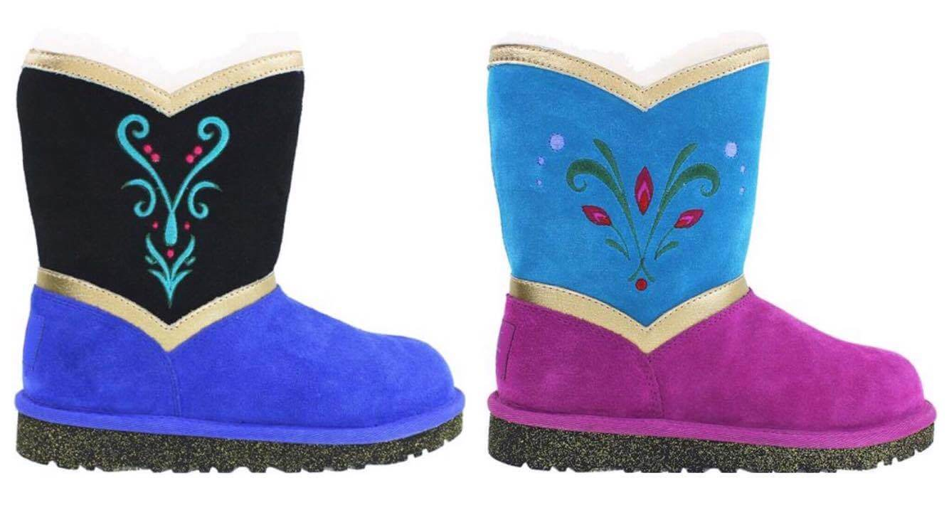 New limited edition Frozen boots by UGG