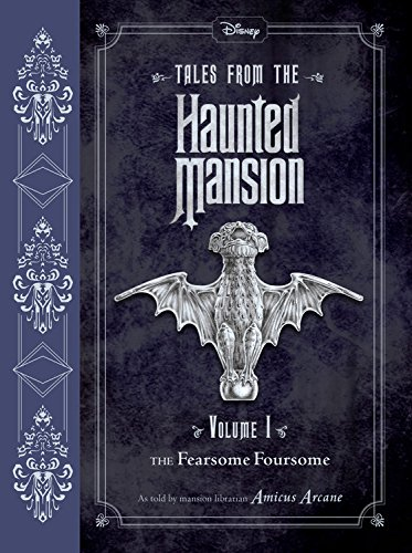 Haunted Mansion collectible