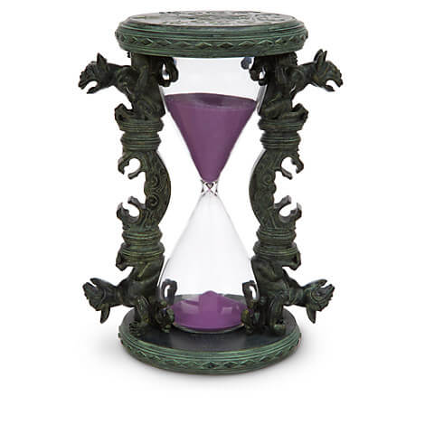 Haunted Mansion Hourglass