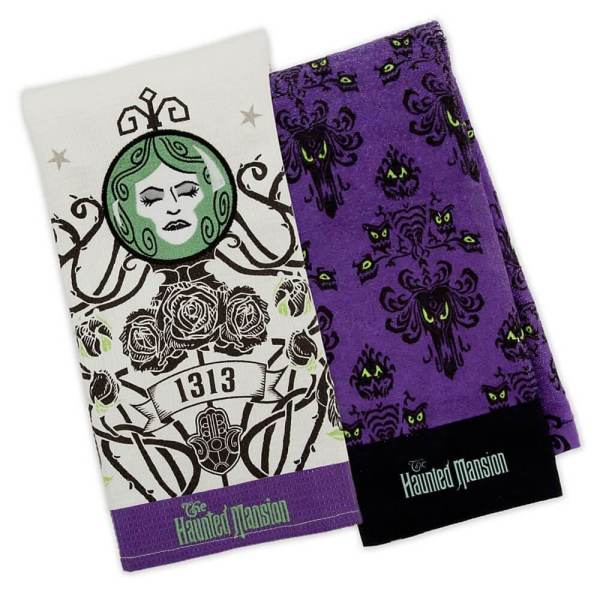 Haunted Mansion Dish Towels