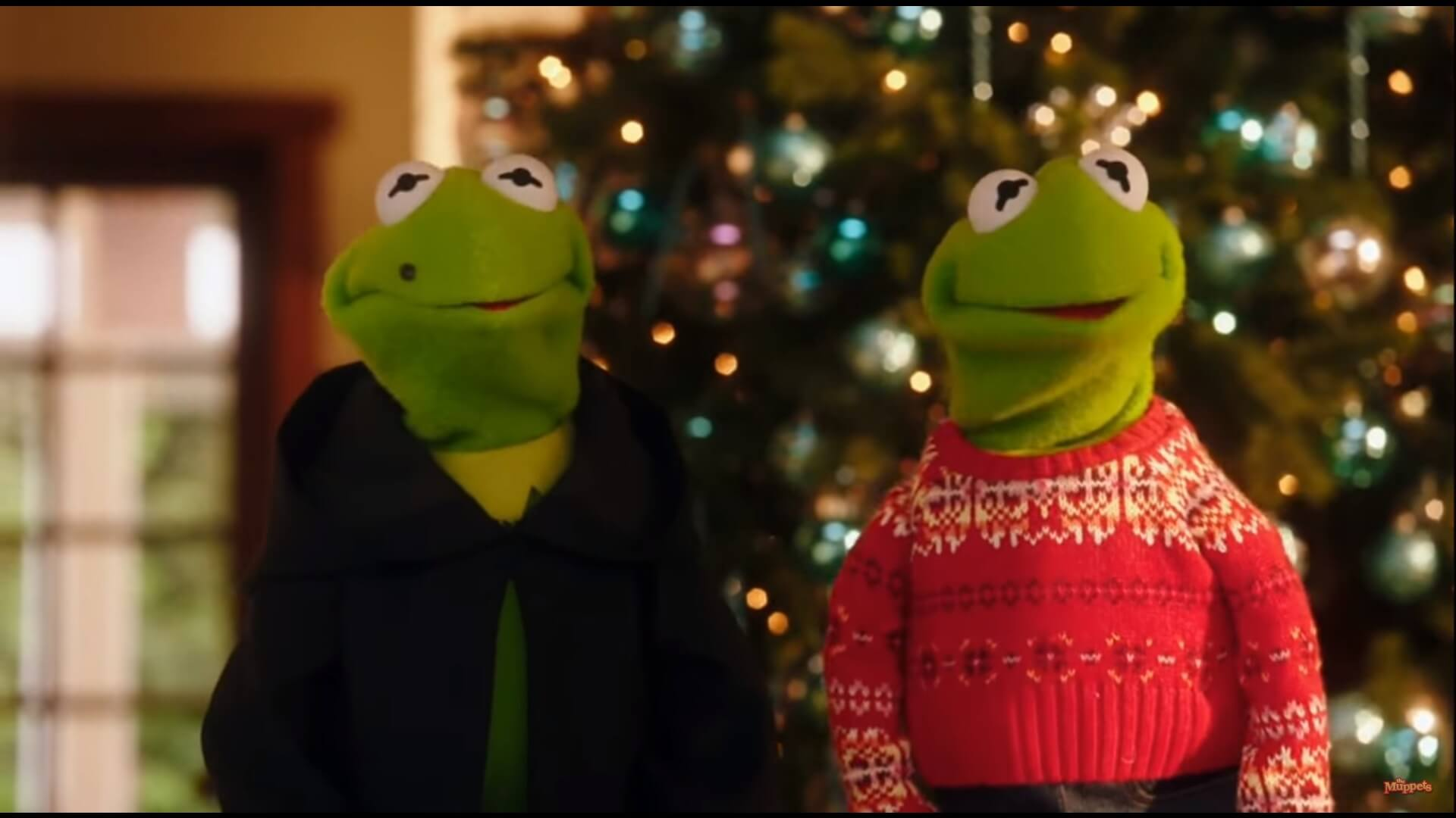 VIDEO - Kermit the Frog reunites with \