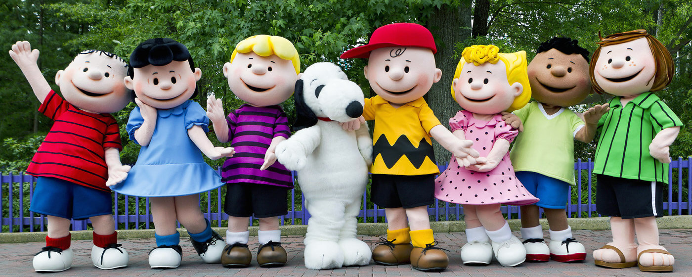 Fall Out Boy Christmas Wallpaper Knott S Quot Peanuts Quot Celebration Announced As Snoopy Charlie