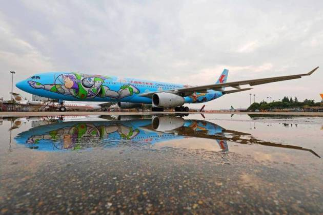 Toy Story plane
