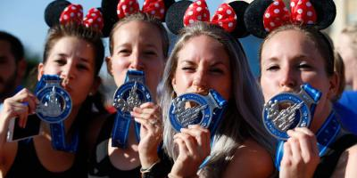 Disneyland Paris Run Magic Weekend