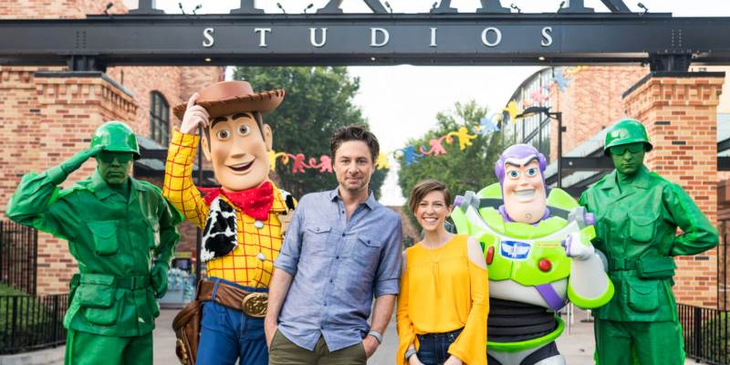 Toy Story Land sneak peek