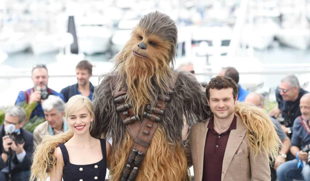 Star Wars Films Were