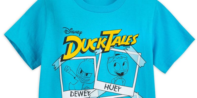 DuckTales merchandise