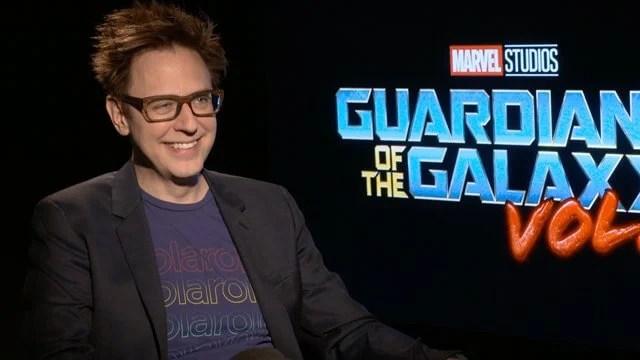 "James Gunn Update: ""Guardians Of The Galaxy"" Director James Gunn Removed From"