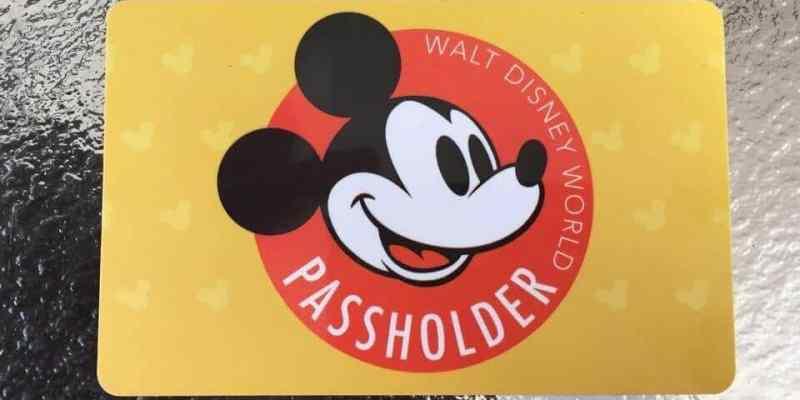 Disney world blackout dates