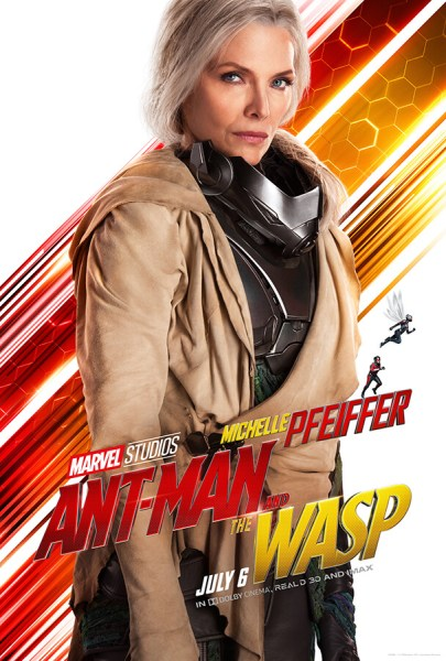 Wasp character posters