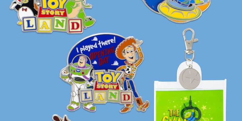 Walt Disney World Reveals New Toy Story Land Merchandise Including