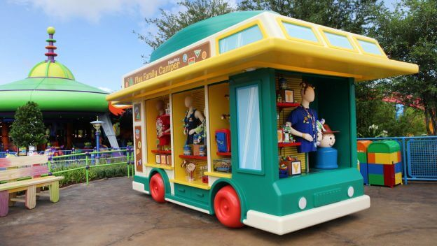 Where To Find New Toy Story Land Commemorative Merchandise At Walt