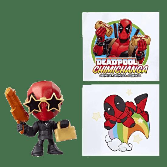Deadpool Chimichanga Surprise
