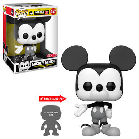 Mickey's 90th Funko POP! Super-size Mickey