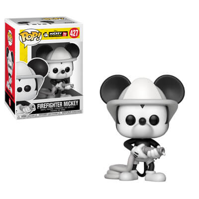 Mickey 90th Funko POP! Firefighter Mickey