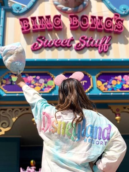 Cotton Candy Spirit Jersey