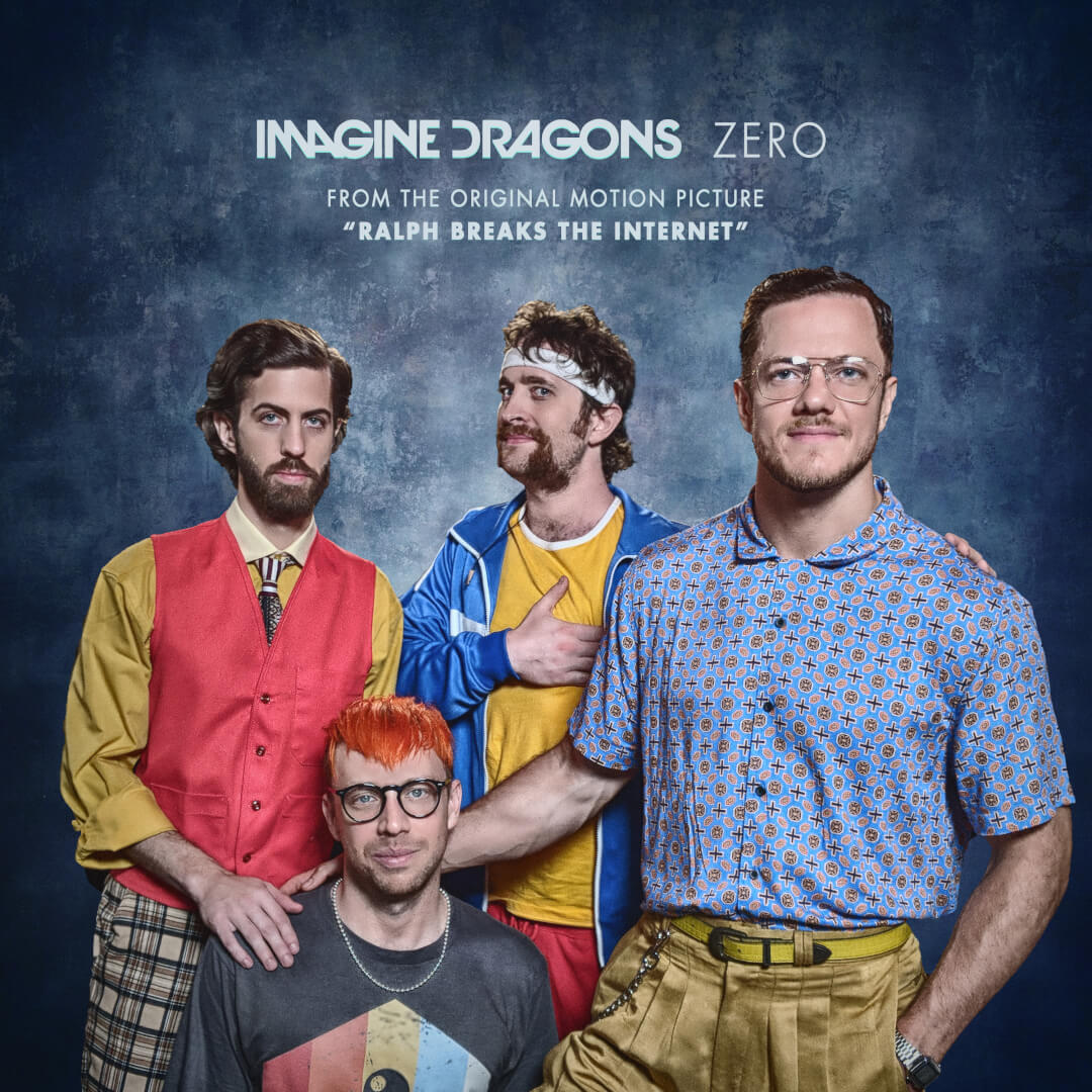 Imagine Dragons write, record song for RALPH BREAKS THE INTERNET