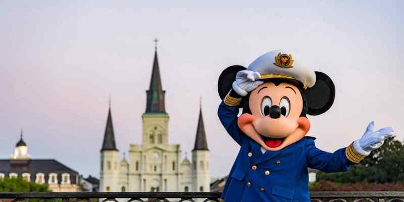 Disney Cruise Line 2020 itineraries