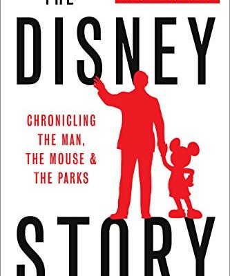 History of Disney Book