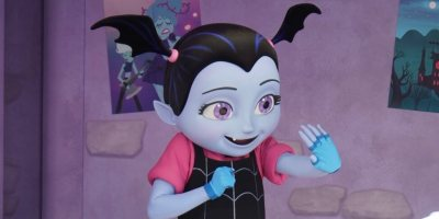 Vampirina meet and greet