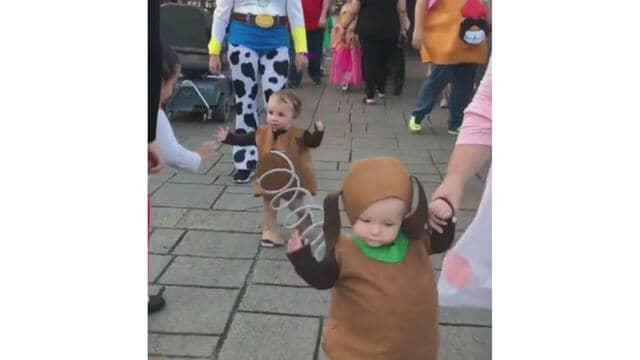 Slinky Dog Toddler