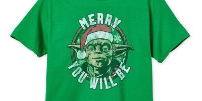 Star Wars Holiday T-Shirts