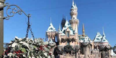 Disneyland's Sleeping Beauty Castle
