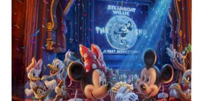 90 Years of Mickey