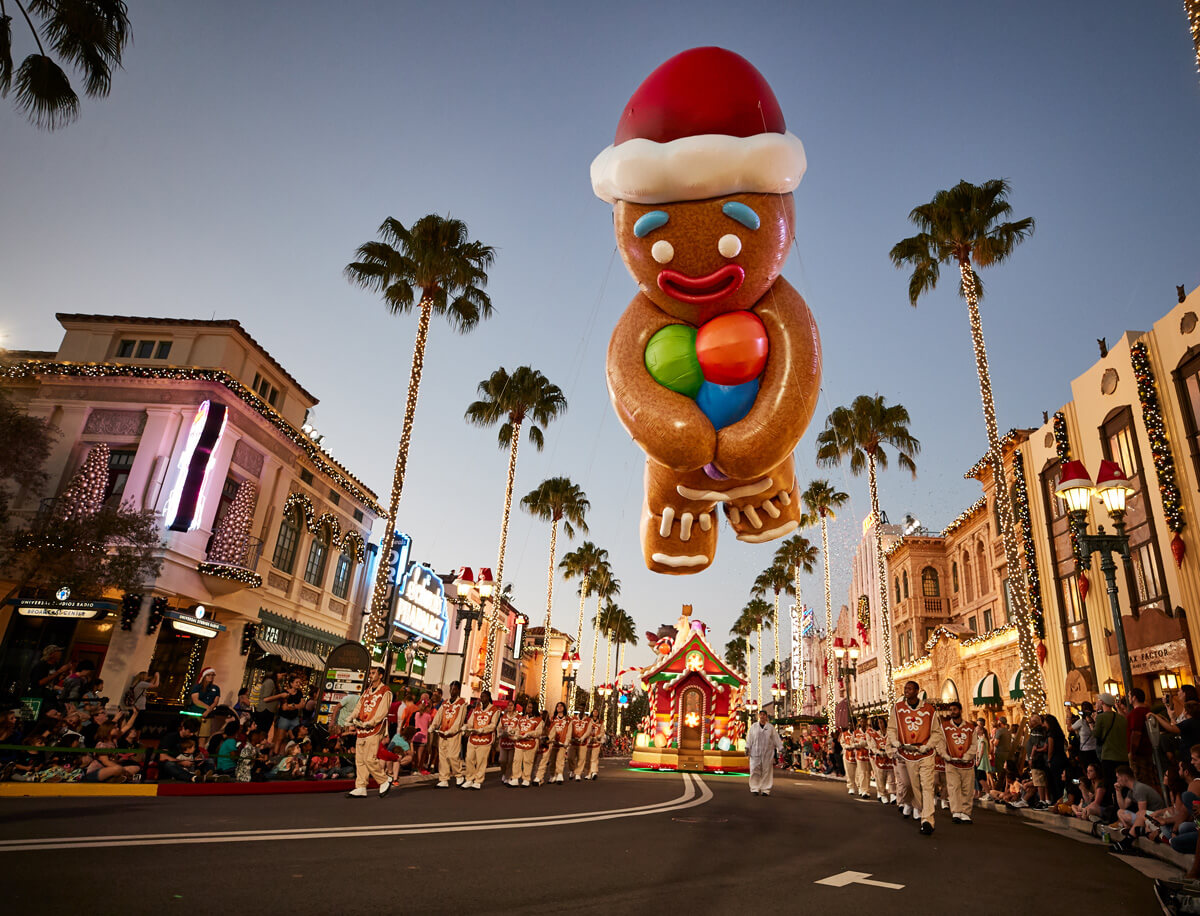 Holidays at Universal Orlando Resort bring festive Grinch, Harry ...