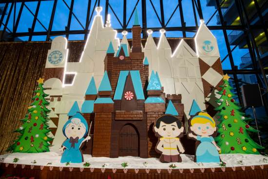 Gingerbread Displays At Disney Parks Where To Spot The