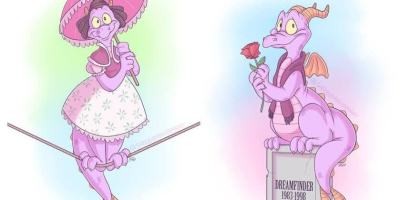 Figment Stretching Portraits