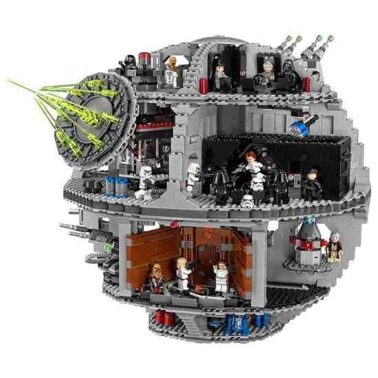 Star Wars LEGO Death Star set