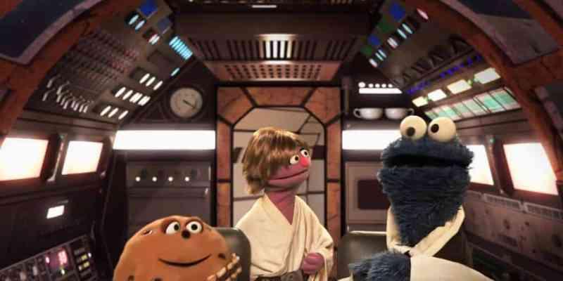 Sesame Street parodies - Star S'mores