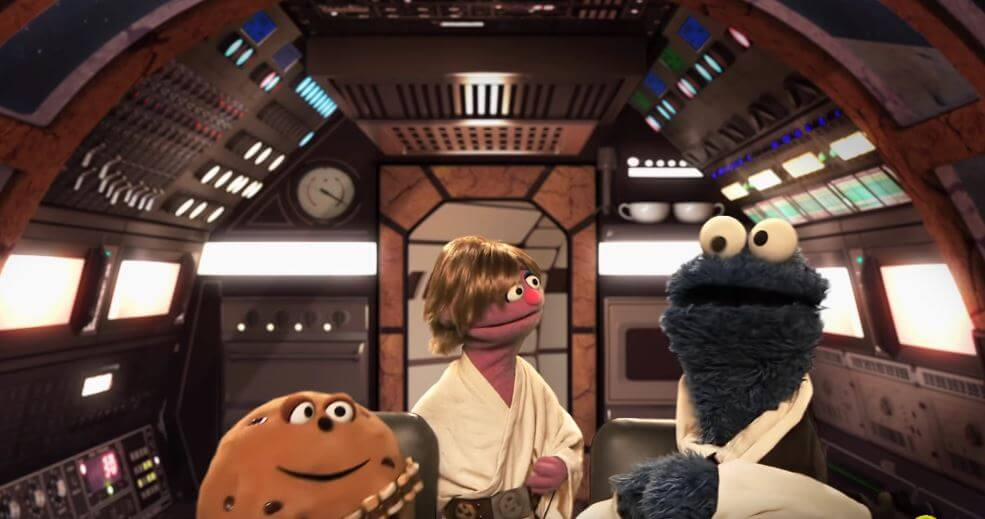 Not Just for Kids u2013 11 Times Sesame Street served up perfectly parodied pop culture & Game of Chairs Archives | Inside the Magic