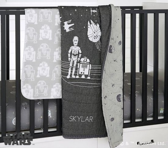 Find The Force In Pottery Barn S Star Wars Collection
