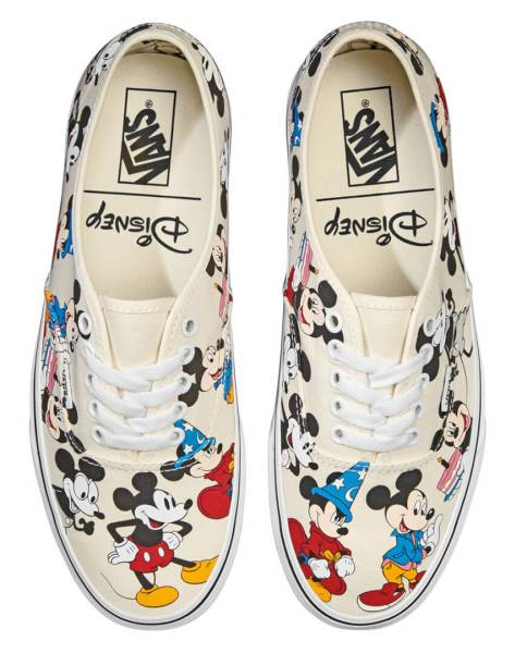 Disney Vans shoes