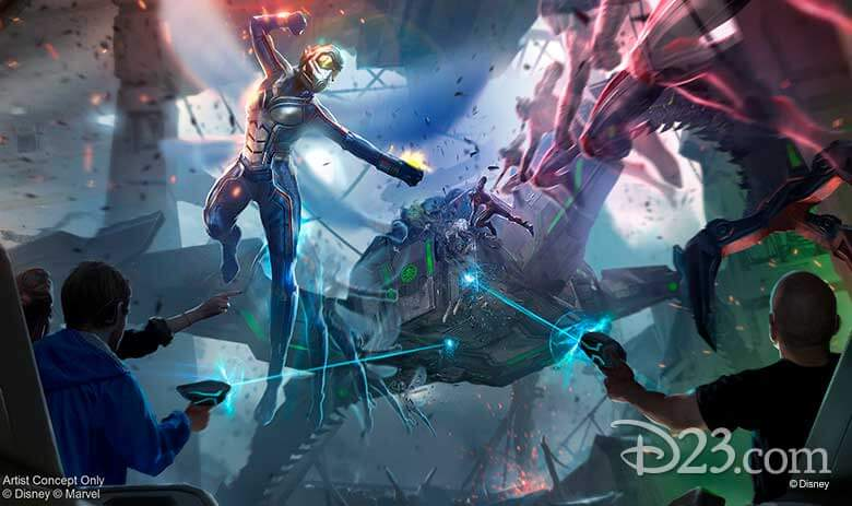 Disney Parks Announces Global Avengers Initiative