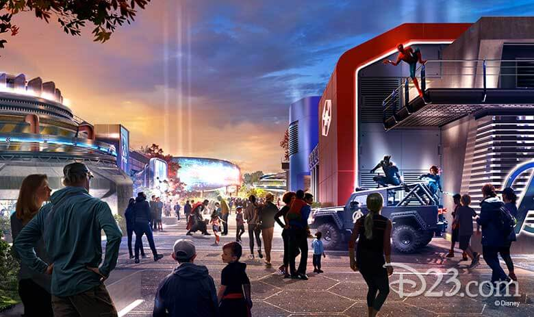 Global Avengers Initiative Assembles Mightiest Heroes Worldwide at Disney Parks