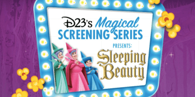 Sleeping Beauty screenings