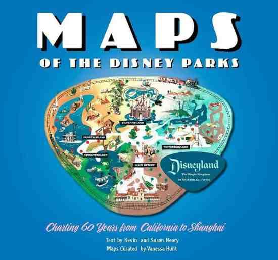 Disney Parks Book
