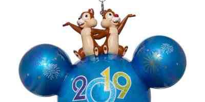 2019 Disney merchandise