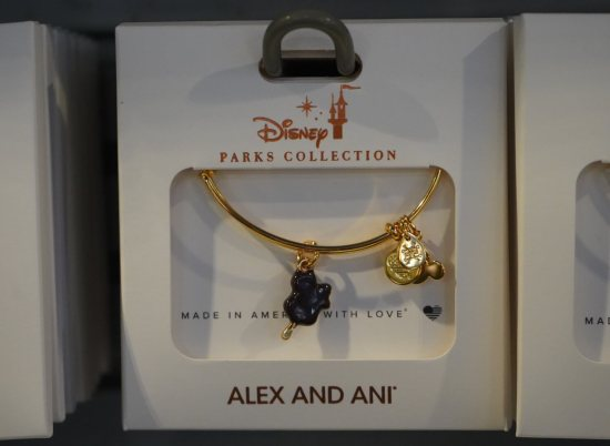 Mickey Mouse Ice Cream Bar Alex and Ani Bracelet