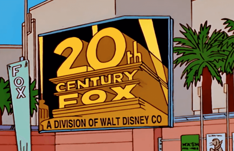 The Simpsons And Disney Will Bart Survive With Mickey